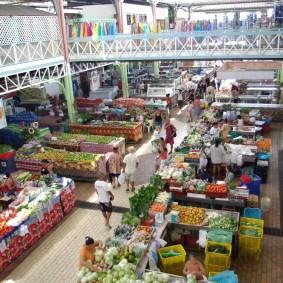 Mañana de mercado