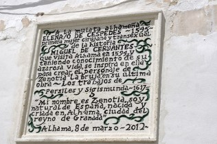 Placa recordatoria