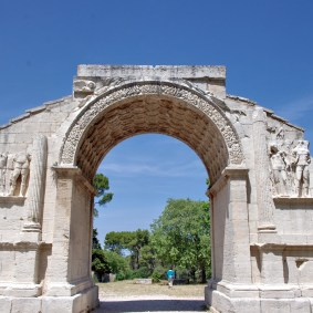 Ruinas de Glanum
