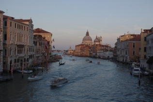Desde el canal