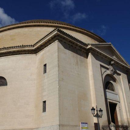 Lateral de la Iglesia