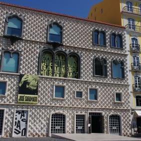Sede de la Fundación Saramago