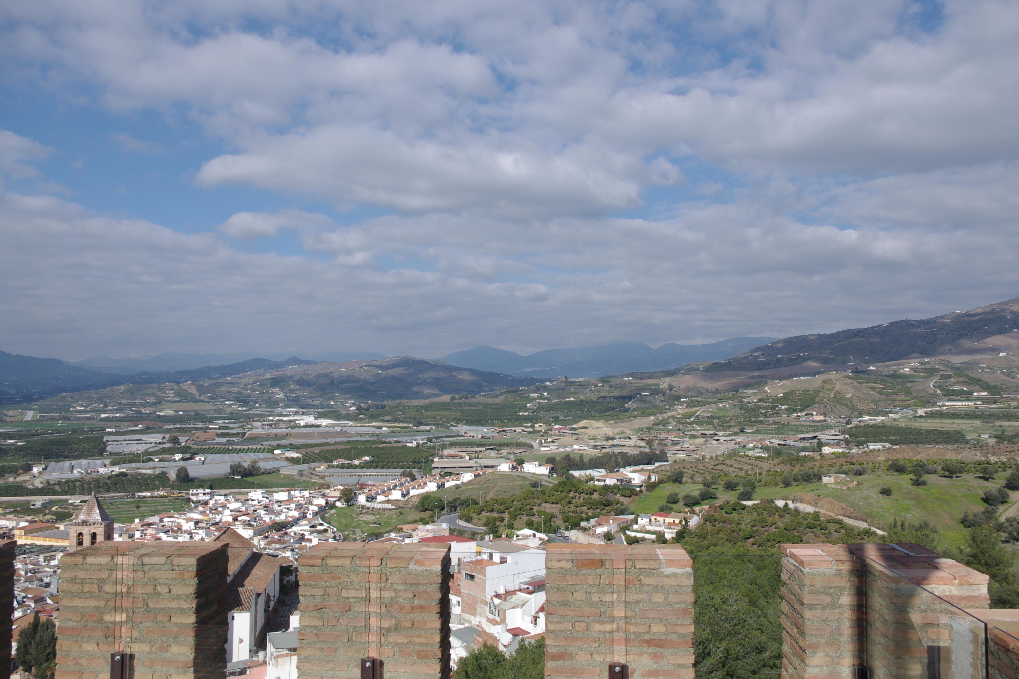 Vista del Valle de Vélez